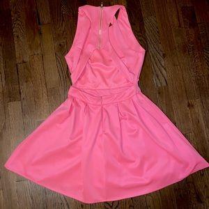 💖Charlotte Russe Mini Neon Dress